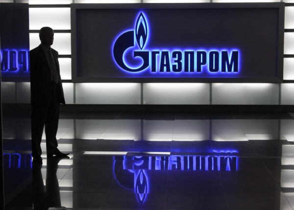 Цены на акции Газпрома