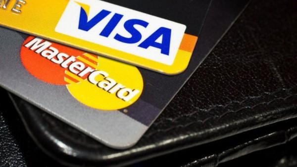 Карта Mastercard standard и Visa classic