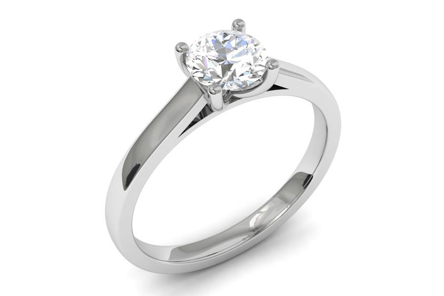 Цена карата бриллианта в рублях