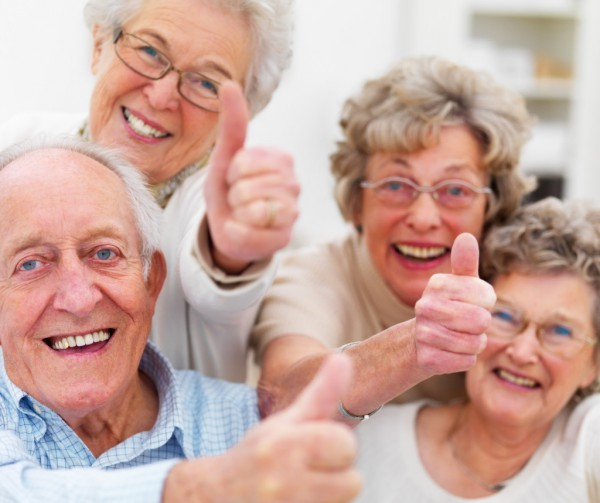 Вилы кредитов для пожилых людей