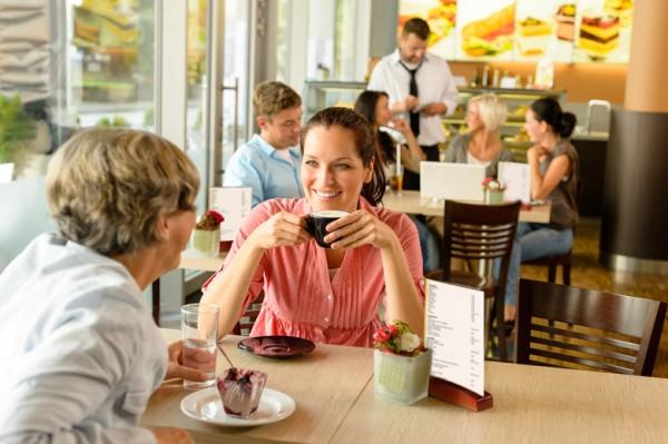 На фото - реализованная бизнес-идея по открытию кафе