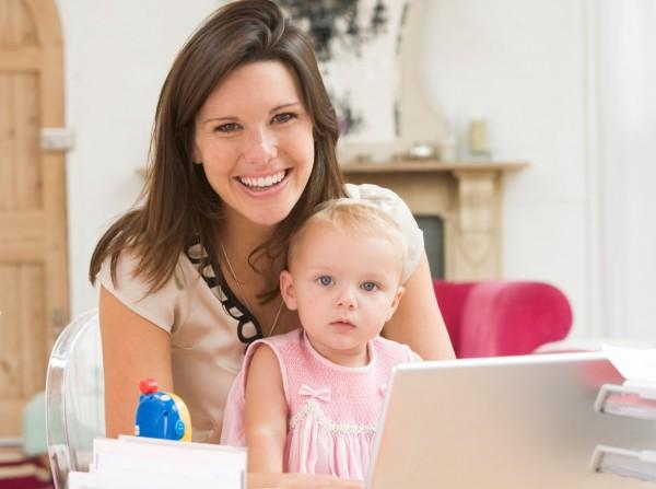 Ведение бизнеса в комфортных домашних условиях без отрыва от семьи