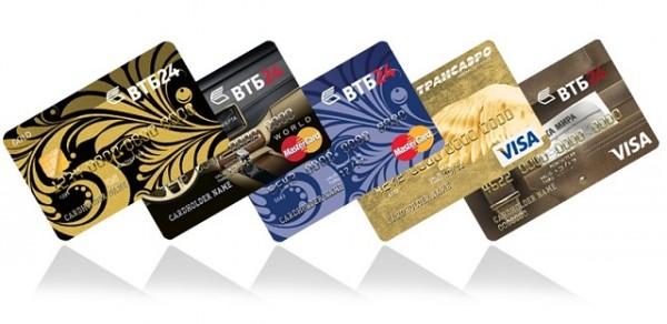 Как оформить кредитную карту ВТБ