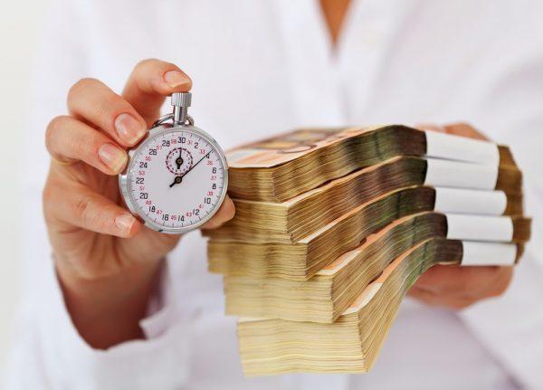 Для мгновенного кредита нужна мгновенная оценка кредитоспособности физического лица